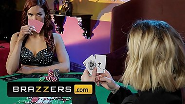Brazzers - Poker girl Carter Cruise bets with rimjobs and face sitting