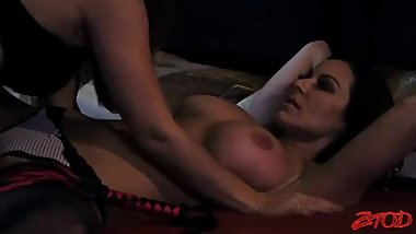 Kendra lust seduced by a lesbian mistress