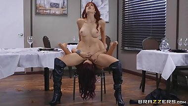 BRAZZERS TRAILER (Evelin Stone & Molly Stewart): Restwhoreant Critic