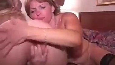 home made sex amateur wife make in the first time lesbian sex