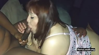 She Looks For Black Males to Fuck