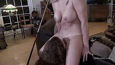 Our Naughty Nanny Returns to Atlanta  Sexy Preview With Nikki Dixxx