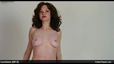 Amanda Seyfried Nude Scenes From Lovelace & Jennifer's Body