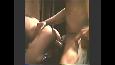 FFM Threesome Pussy Eating & Penetration Special Moment Replay and Slo-Mo