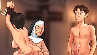 NunSister From Church!! want to Purify sins Wrong Way